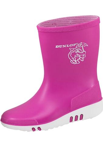 Dunlop Gummistiefel »K172110«, Mini pink kaufen