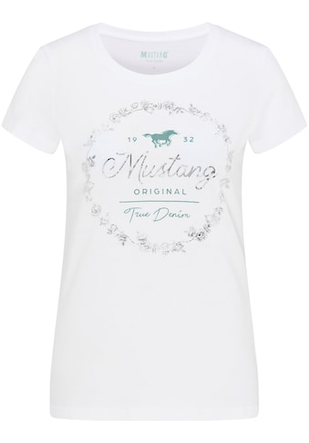 MUSTANG T - Shirt »Alexia C Foil« kaufen