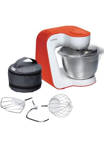 BOSCH Küchenmaschine »StartLine MUM54I00«, 900 W, 3,9 l Schüssel kaufen