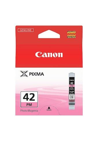Canon Tintenpatrone »CLI - 42 PM« kaufen
