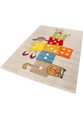 Sigikid Kinderteppich »Bandidoleros«, rechteckig, 13 mm Höhe, Spielteppich... kaufen