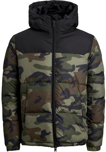 Jack & Jones Junior Steppjacke »JJDREW PUFFER HOOD JR« kaufen