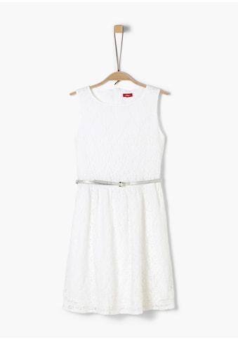 s.Oliver Kleid_für Mädchen kaufen