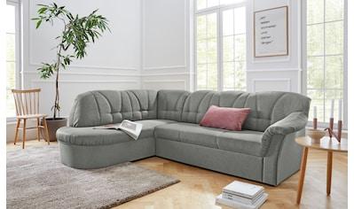 DOMO collection Ecksofa »Pegnitz«, wahlweise mit Bettfunktion kaufen