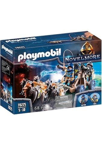 """Playmobil® Konstruktions - Spielset """"Wolfsgespann und Wasserkanone (70225), Novelmore"""", Kunststoff, (68 - tlg.) kaufen"""