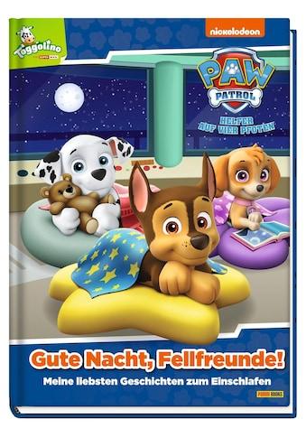 Buch »PAW Patrol: Gute Nacht, Fellfreunde! / DIVERSE« kaufen