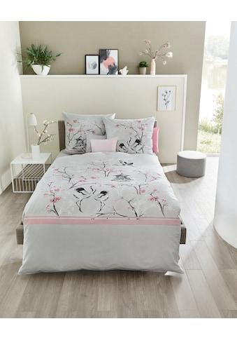Bettwäsche »Cherry Blossom«, Kaeppel kaufen