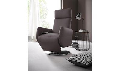 Places of Style Relaxsessel »Kobra«, in Größe L, wahlweise mit Motor und Aufstehhilfe kaufen