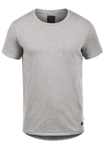 PRODUKT Rundhalsshirt »Tomás«, Kurzarmshirt mit Brusttasche kaufen