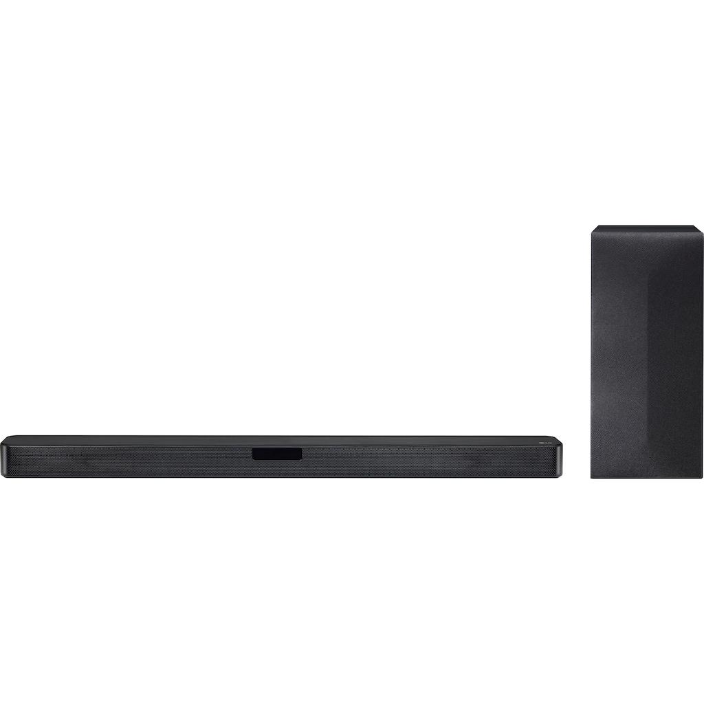 LG 2.1 Soundsystem »DSN4«