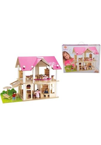 """Eichhorn Puppenhaus """"Villa"""" kaufen"""