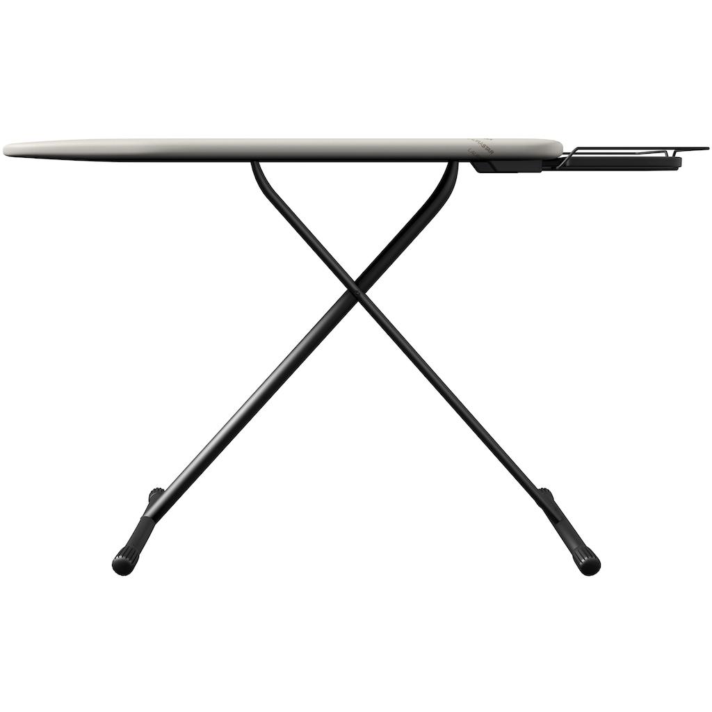LAURASTAR Bügelbrett »Comfortboard«, Bügelfläsche 120 cmx38 cm, Mechanismus zum sicheren Verschließen