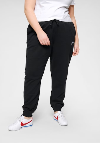 Nike Sportswear Jogginghose »W NSW ESSNTL PANT REG FLC PLUS SIZE« kaufen