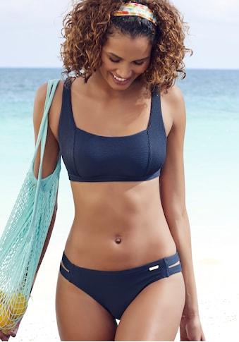 Sunseeker Bustier-Bikini-Top »Fancy«, aus Strukturware kaufen