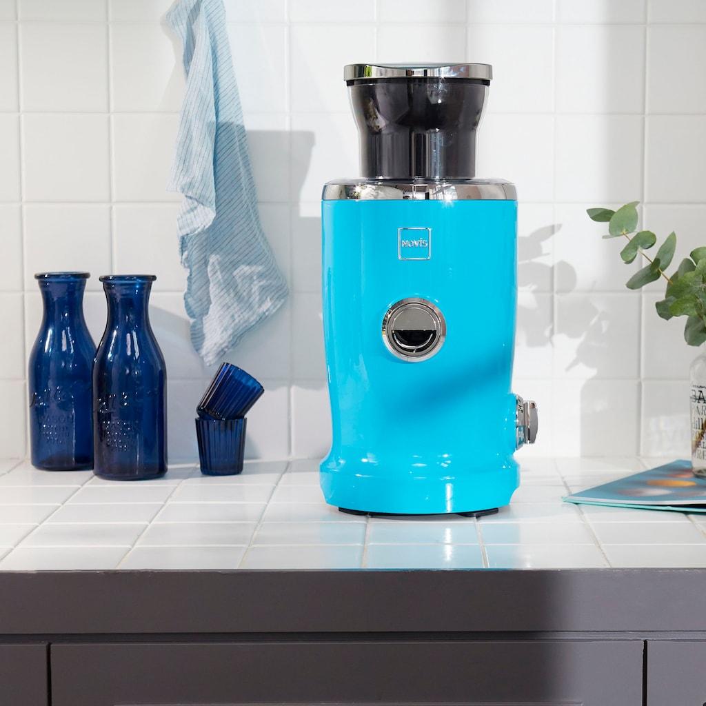 NOVIS Entsafter »VitaJuicer S1 blau«, 240 W