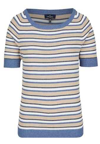 Daniel Hechter Modisches Shirt mit Streifenoptik kaufen
