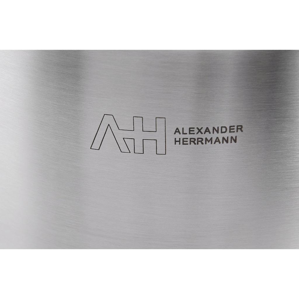 Alexander Herrmann Fleischtopf »GOURMET Linie«, Edelstahl 18/10, (1 tlg.), Induktion