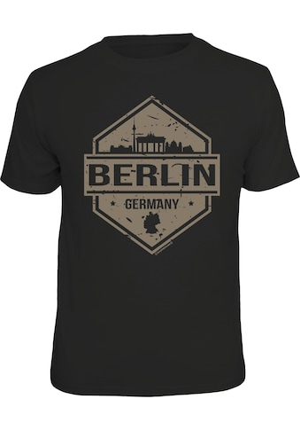 Rahmenlos T-Shirt für den Berlin-Fan kaufen