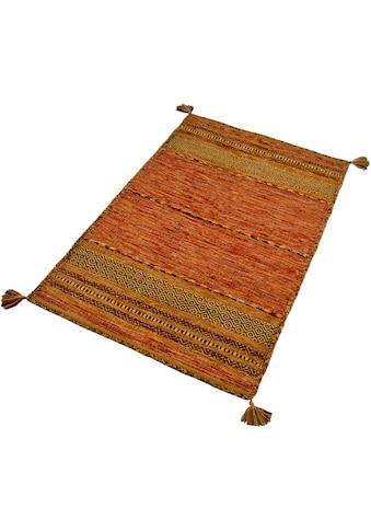 Home affaire Teppich »Temptation«, rechteckig, 5 mm Höhe, Wohnzimmer kaufen
