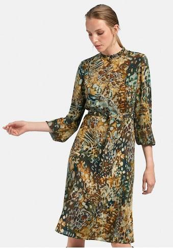 Uta Raasch Abendkleid »Kleid mit Stehkragen«, und Gürtel kaufen