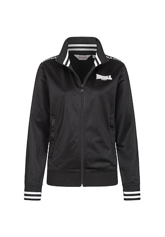 Lonsdale Trainingsjacke »BECCLES«, mit trendigen Kontraststreifen kaufen