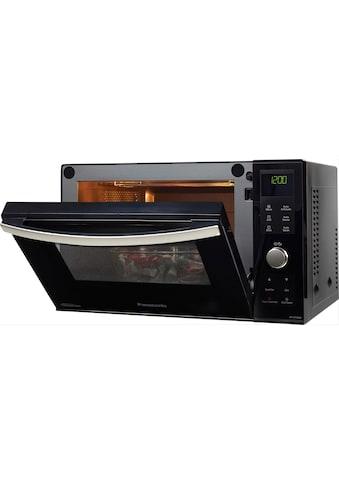 Panasonic Mikrowelle »NN-DF383BGPG«, Grill-Ober-/Unterhitze, 1000 W kaufen