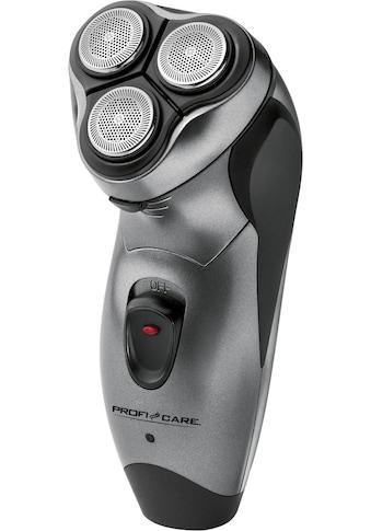 ProfiCare Haarschneider »PC-HR 3053«, 3-fach-Schersystem mit flexiblen Scherköpfen für... kaufen