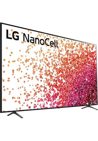 "LG LCD-LED Fernseher »86NANO759PA«, 217 cm/86 "", 4K Ultra HD, Smart-TV, (bis zu... kaufen"