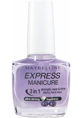 MAYBELLINE NEW YORK Nagelhärter »Express Manicure Nagelhärter« kaufen