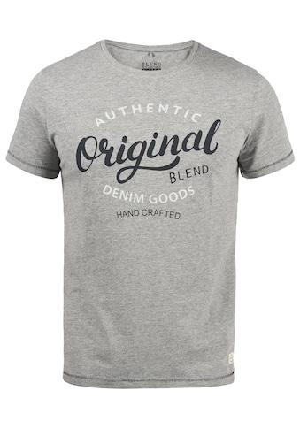 Blend Rundhalsshirt »Florenz«, T-Shirt kaufen