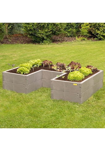 Juwel Hochbeet »Timber ErgoLine«, BxTxH: 185x125x40 cm kaufen