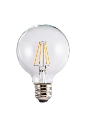 Xavax LED-Filament, E27, 470lm ersetzt 40W, Globelampe kaufen
