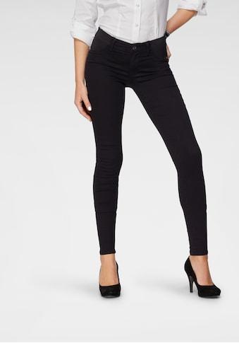 Arizona Skinny-fit-Jeans »Ultra Stretch«, Low Waist mit seitlichen Stretch-Einsätzen... kaufen