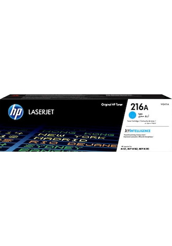 HP Tonerpatrone »HP 216A Cyan LaserJet Toner Cartridge« kaufen
