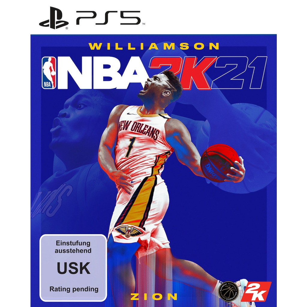 2K Spiel »NBA 2K21«, PlayStation 5