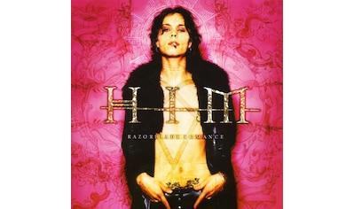 Musik-CD »RAZORBLADE ROMANCE / HIM-HIS INFERNAL MAJESTY« kaufen