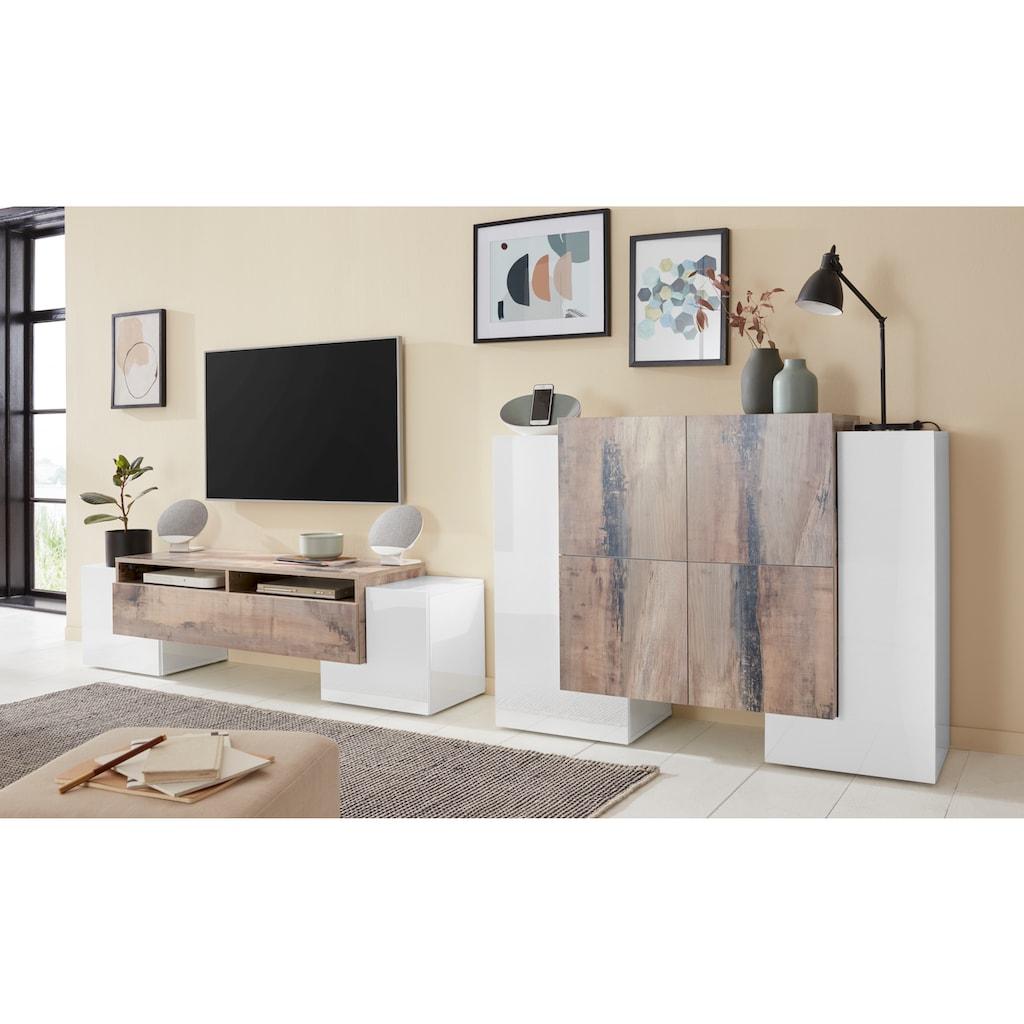 Tecnos Lowboard »Pillon«, Breite 170 cm