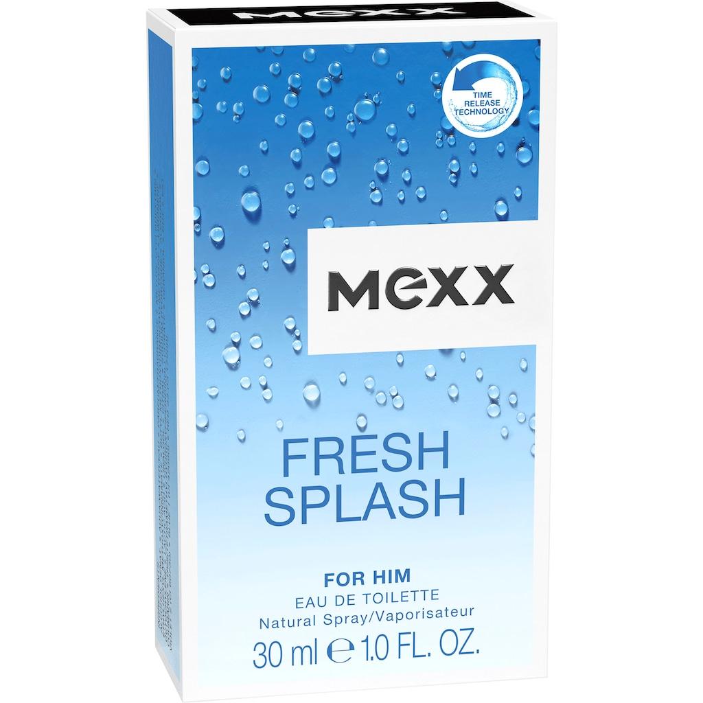 Mexx Eau de Toilette »Fresh Splash For Him«
