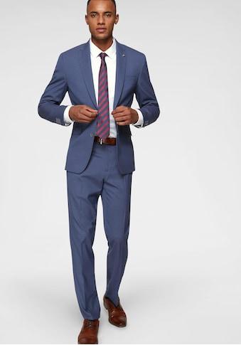 Bruno Banani Anzug, leichter Materialmix kaufen