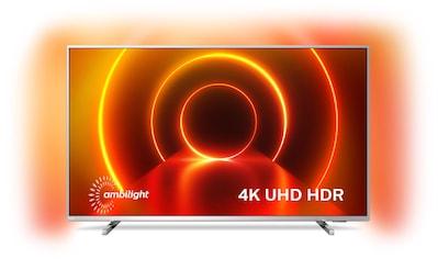"Philips LED-Fernseher »70PUS8105/12«, 178 cm/70 "", 4K Ultra HD, Smart-TV, 3-seitiges... kaufen"
