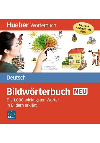 Buch »Bildwörterbuch Deutsch neu / Gisela Specht, Juliane Forßmann, Kamran Khaliji, Ali Almakhlafi« kaufen