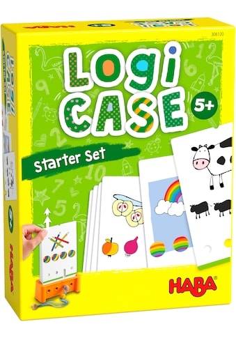 Haba Spiel »LogiCASE Starter Set 5+« kaufen