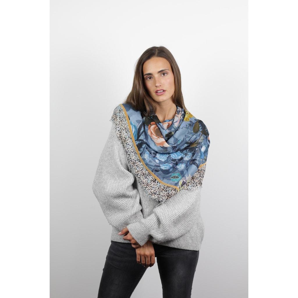 Codello Modetuch, aus Baumwolle und Modal