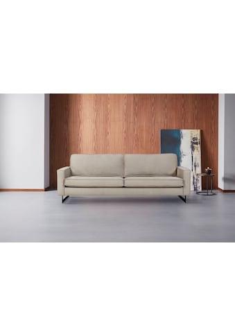 Places of Style 3-Sitzer »Pinto«, Maxi-Ausführung, mit Keder und Metallfüßen, auch mit... kaufen