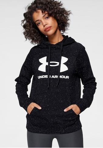 Under Armour® Kapuzensweatshirt »RIVAL FLEECE LOGO HOODIE« kaufen