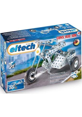 """Eitech Metallbaukasten """"Motorrad mit Beiwagen"""", Bandstahl, (170 - tlg.) kaufen"""