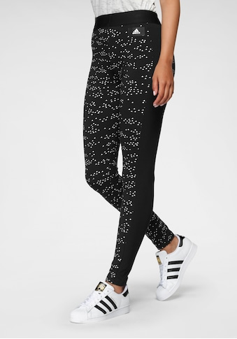 adidas Performance Leggings »ADIDAS SPORTSWEAR ALLOVER PRINT« kaufen