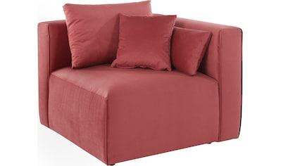 Guido Maria Kretschmer Home&Living Sofa-Eckelement »Marble«, Modul-Ecke zur... kaufen