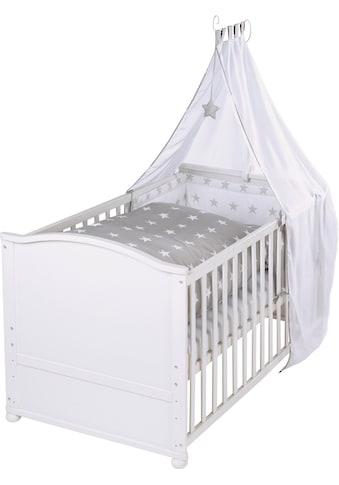 roba® Komplettbett »Little Stars, 70x140 cm« kaufen