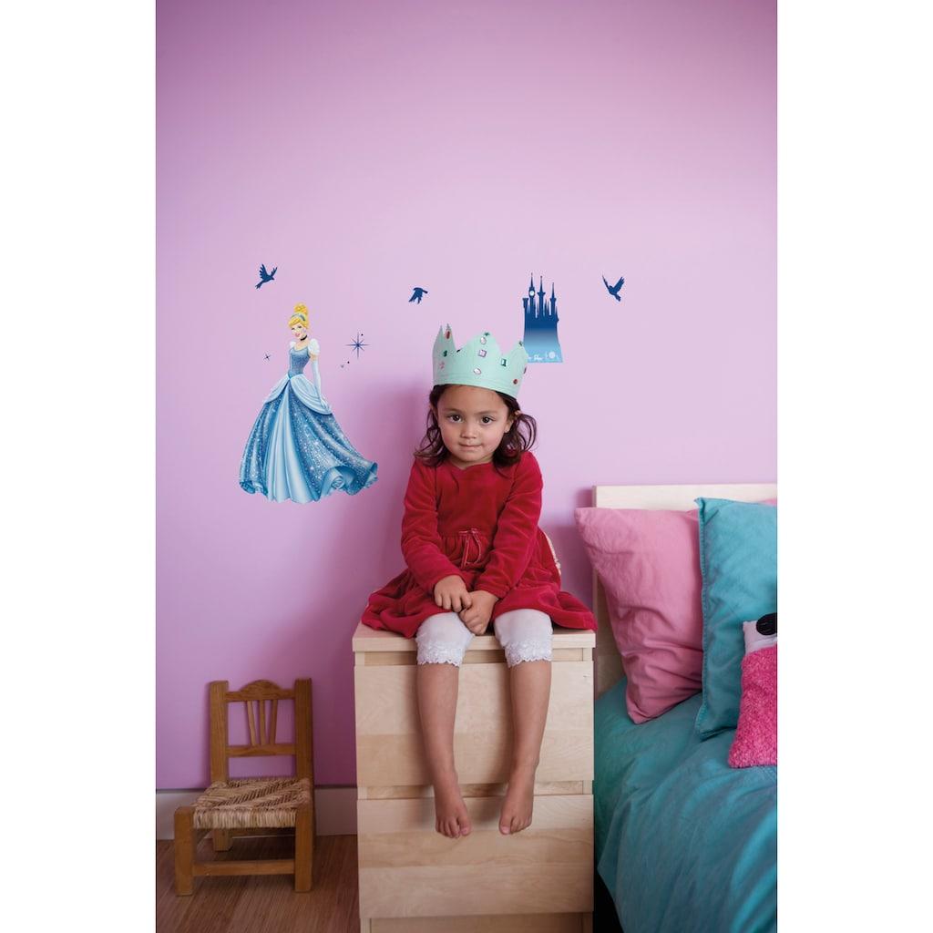 Komar Wandtattoo »Princess Dream«, selbstklebend, rückstandslos abziehbar